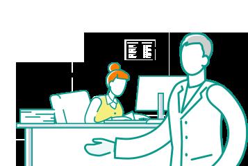 タック総合健診システム イメージ